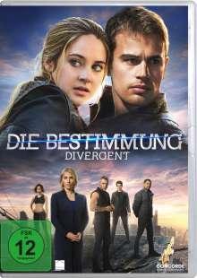 Die Bestimmung - Divergent, DVD