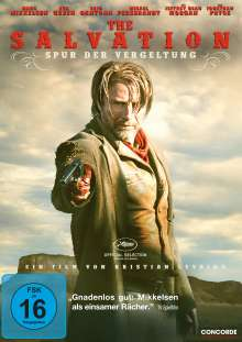 The Salvation, DVD
