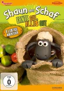 Shaun das Schaf - Ernte gut, alles gut, DVD