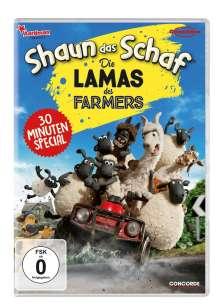 Shaun das Schaf - Die Lamas des Farmers, DVD