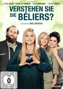 Verstehen Sie die Béliers?, DVD