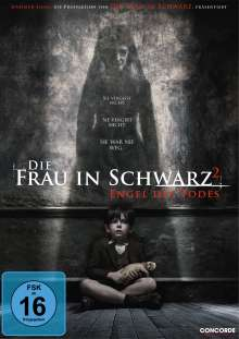 Die Frau in Schwarz 2: Engel des Todes, DVD
