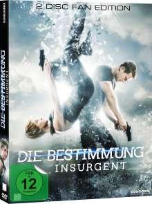 Die Bestimmung - Insurgent, 2 DVDs