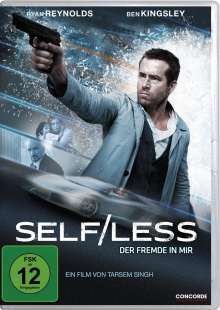 Self/Less - Der Fremde in mir, DVD