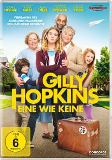 Gilly Hopkins, DVD