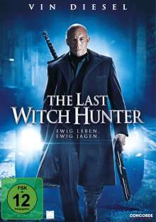 The Last Witch Hunter, DVD