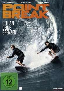 Point Break (2015), DVD