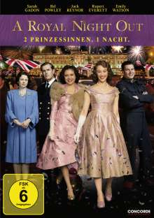 A Royal Night Out, DVD