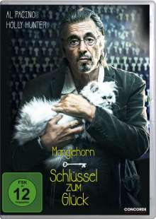 Manglehorn, DVD
