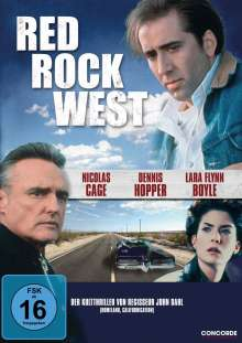 Red Rock West, DVD
