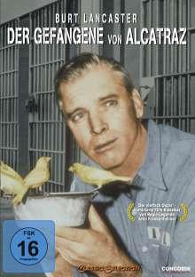 Der Gefangene von Alcatraz, DVD