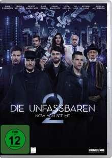 Die Unfassbaren 2, DVD