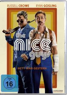 The Nice Guys, DVD