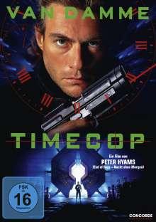 Timecop, DVD