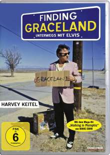 Finding Graceland - Unterwegs mit Elvis, DVD
