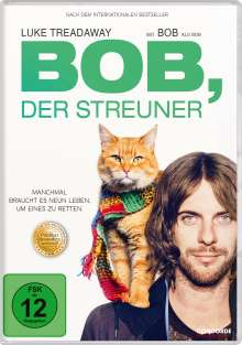 Bob, der Streuner, DVD
