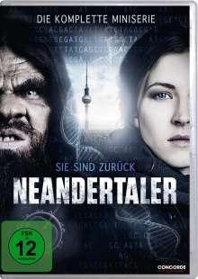 Neandertaler - Sie sind zurück (Komplette Serie), 2 DVDs
