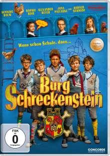 Burg Schreckenstein, DVD
