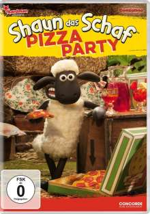 Shaun das Schaf - Pizza Party, DVD