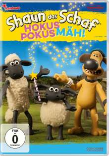 Shaun das Schaf - Hokus Pokus Mäh!, DVD