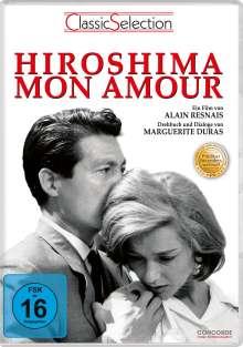 Hiroshima mon amour, DVD
