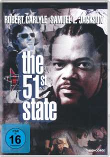The 51st State, DVD