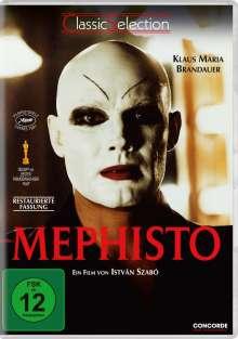 Mephisto, DVD