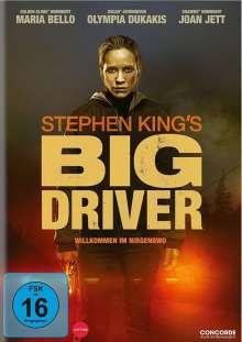 Big Driver, DVD