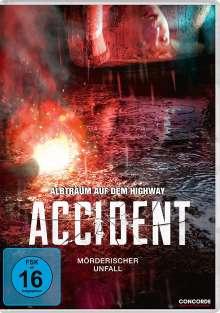 Accident - Mörderischer Unfall, DVD