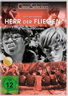 Herr der Fliegen (1963), DVD