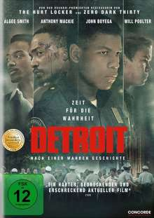 Detroit, DVD