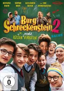 Burg Schreckenstein 2 - Küssen nicht verboten!, DVD