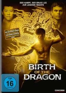 Birth of the Dragon, DVD
