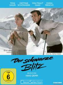 Der schwarze Blitz, DVD