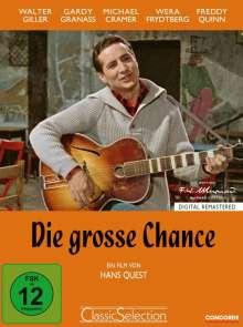 Die grosse Chance, DVD