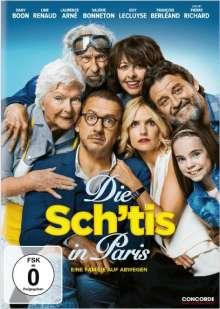 Die Sch'tis in Paris, DVD