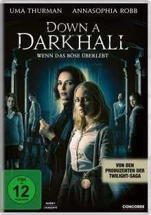 Down a Dark Hall, DVD