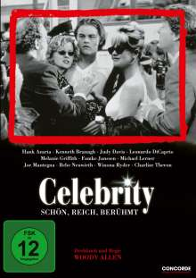 Celebrity, DVD