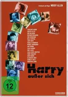 Harry außer sich, DVD