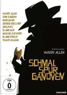 Schmalspurganoven, DVD