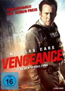 Vengeance (2017), DVD