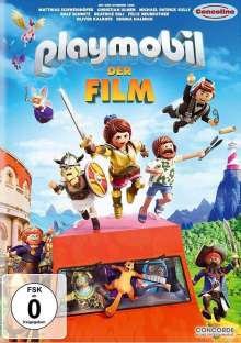 Playmobil - Der Film, DVD