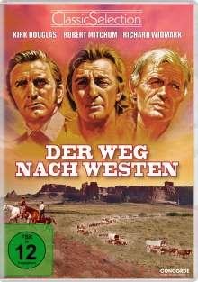 Der Weg nach Westen, DVD