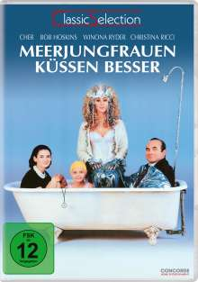 Meerjungfrauen küssen besser, DVD