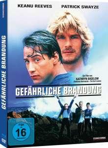 Gefährliche Brandung (Blu-ray & DVD im Mediabook), 1 Blu-ray Disc und 1 DVD