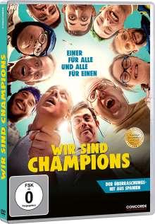 Wir sind Champions, DVD