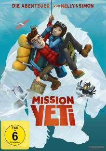 Mission Yeti - Die Abenteuer von Nelly & Simon, DVD