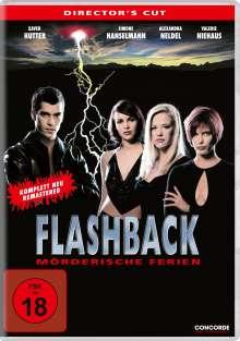 Flashback - Mörderische Ferien, DVD