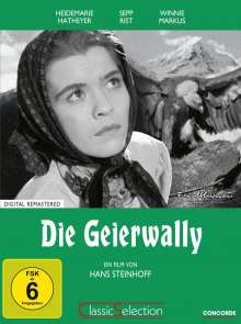Die Geierwally (1940) (Mediabook), DVD