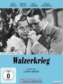 Walzerkrieg (Mediabook), DVD